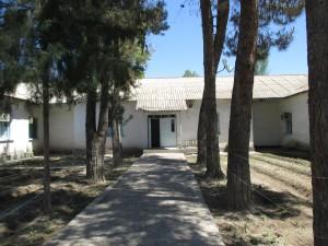 ハマドニ県中央病院 小児科病棟
