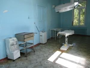 小手術室の様子
